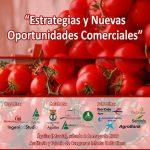 Cartel del Congreso Nacional del Tomate, del que Ingenioo Studio es patrocinador