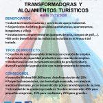 Cartel con línea de ayudas a nuevas empresas, disponible hasta el 31/12/2020